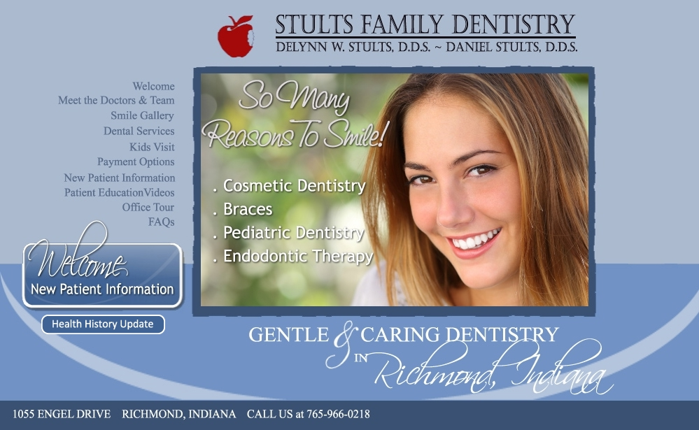 Stults Family Dentistry -  Richmond, Indiana